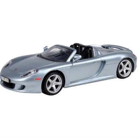 Модель автомобиля 1:24 Motormax Porsche Carrera GT. В ассортименте