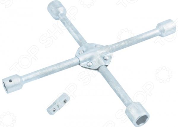 Ключ-крест баллонный Stels 14249 колонки автомобильные fli underground fu69 f4 коаксиальные 270вт комплект 2 шт
