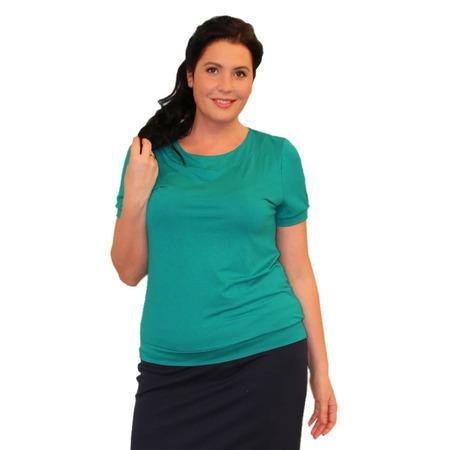 Купить Блуза Матекс «Власта». Цвет: изумрудный