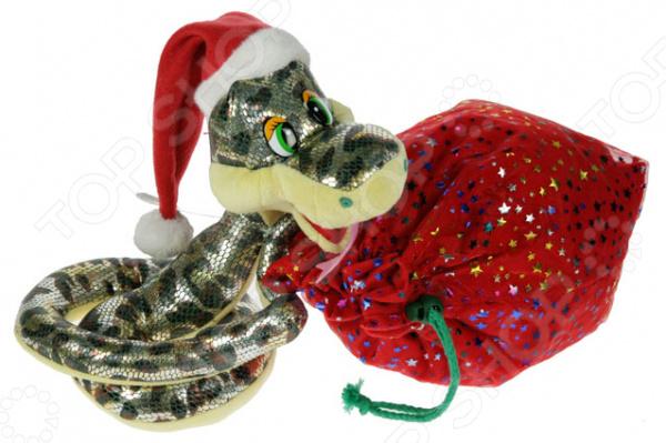 Игрушка-сумочка для подарка «Змея» 80206