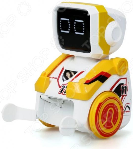 Набор роботов на радиоуправлении Silverlit «Робот футболист Кикабот» цены онлайн