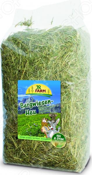 Сено луговое горное для домашних животных JR Farm 14730