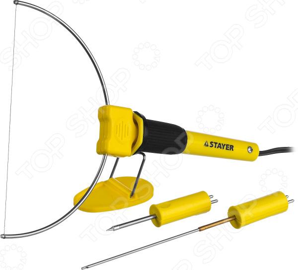 Прибор для художественной резки пенопласта Stayer 45257-H3 Прибор для художественной резки пенопласта Stayer 45257-H3 /