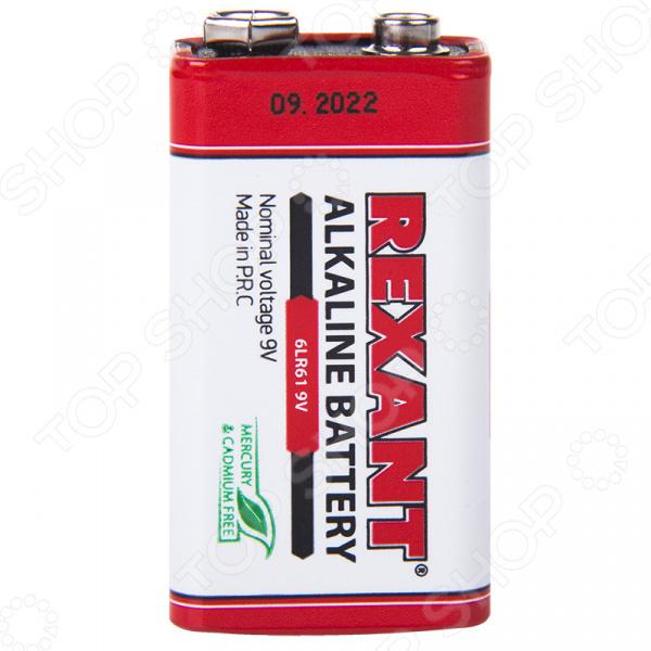 Батарейка алкалиновая Rexant 30-1061