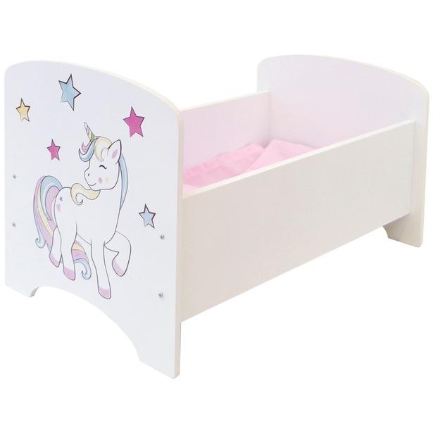 Кровать для куклы PAREMO «Крошка Лали»