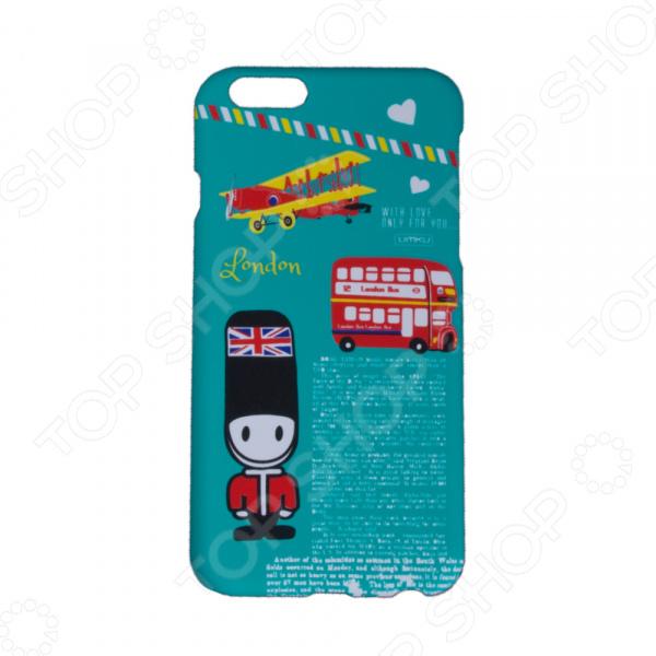 Чехол для iPhone 6/6S Umku «Англия»