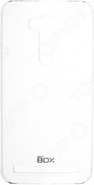 Чехол защитный skinBOX 4People Crystal для ASUS ZenFone 2 Laser ZE550KL