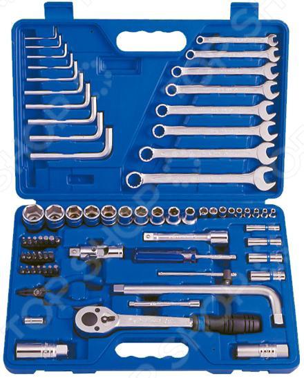 Набор инструментов универсальный King Tony KT-7572MR