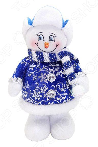 Кукла под елку Новогодняя сказка «Снеговик» 972419