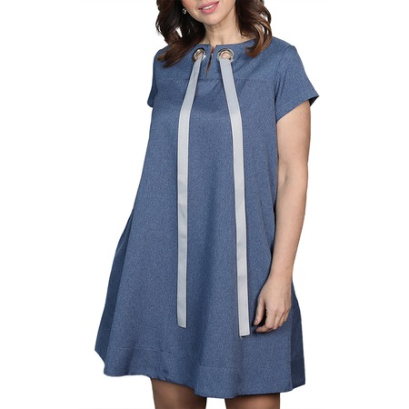 Купить Платье Prima Linea «Ямайка». Цвет: синий