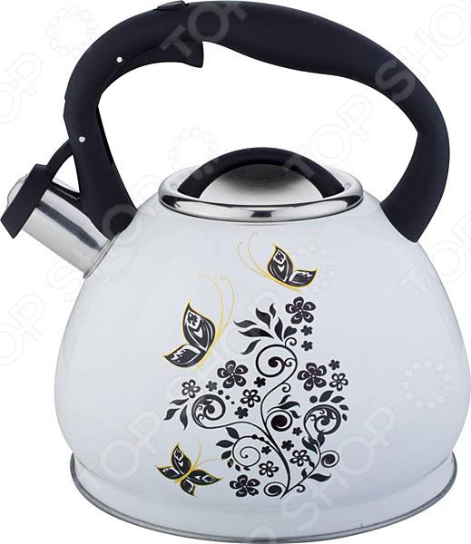 Чайник со свистком Bekker BK-S600 bekker bk s600