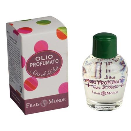 Купить Масло парфюмерное Frais Monde «Шелк тутового дерева», 12 мл