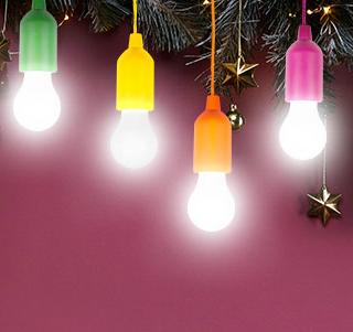 Набор светильников Top Shop «Лампочки» 7
