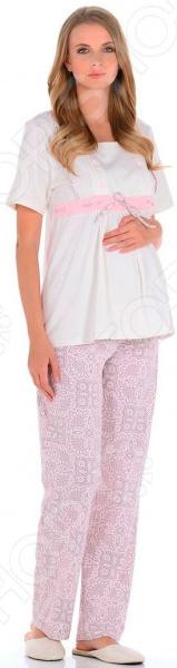 Пижама для беременных Nuova Vita 507.01 Pretty Mama