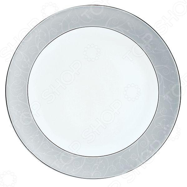 Тарелка обеденная Esprado Florestina сушилка подвесная esprado platinos 0014426e212