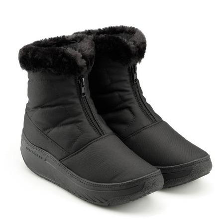 Купить Ботинки зимние женские Walkmaxx 2.0. Цвет: черный