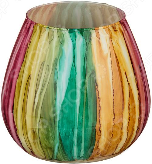 Ваза Franco «Радуга» 316-888 купить вазы пластик для искусственных цветов