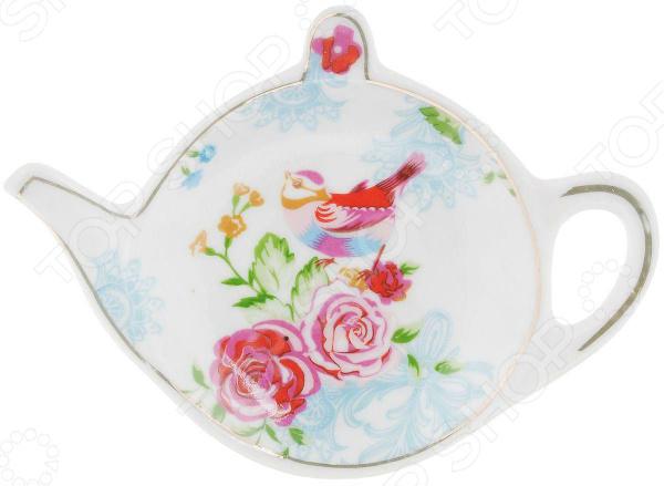 Подставка под чайный пакетик Patricia «Райская птичка»