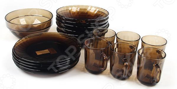 Набор столовой посуды 62104 набор столовой посуды balsford бристоль цвет белый 27 предметов 106 03006