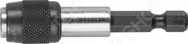 Адаптер для бит магнитный Зубр 26715-60
