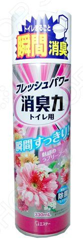 Освежитель воздуха для туалета ST Shoushuuriki 120420