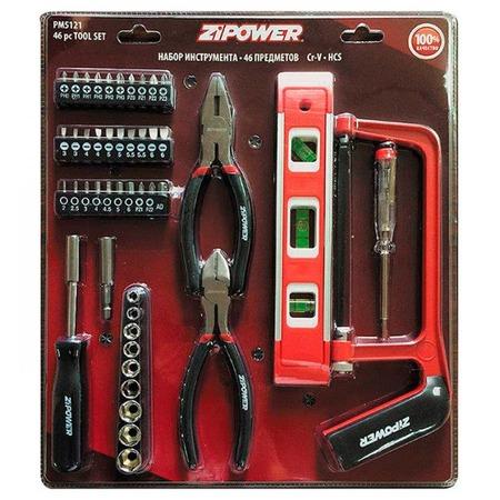 Купить Набор инструментов Zipower PM 5121