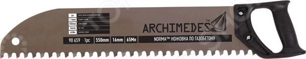 Ножовка по газобетону Archimedes 90659
