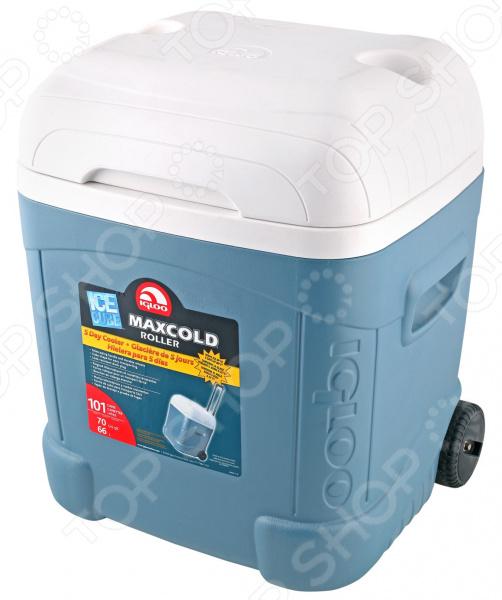 Контейнер изотермический Igloo Ice Cube Maxcold 70 Roller
