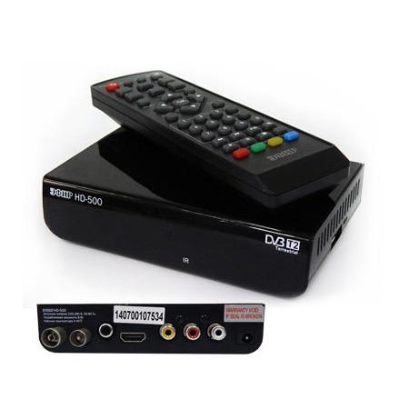 Купить Ресивер Эфир HD-500 RU