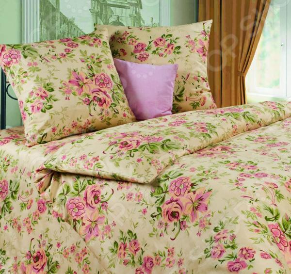Комплект постельного белья DIANA P&W «Ноты счастья». 1,5-спальный