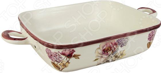 Форма для запекания LCS «Сады Флоренции» ваза для фруктов на ножке lcs сады флоренции lcs1308pa bo al