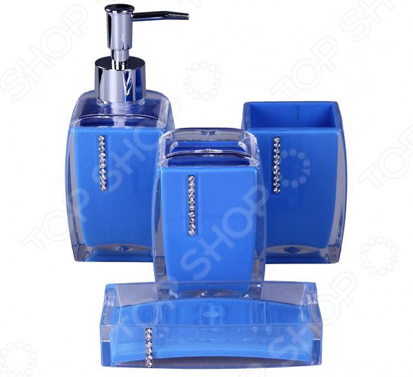 Набор аксессуаров для ванной комнаты Patricia IM99-2375 аксессуары для ванной комнаты в москве