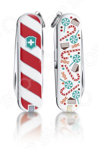 Нож перочинный Victorinox Classic LE 2014 0.6223.L1405 Lollipop