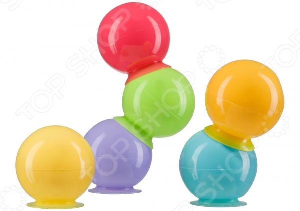 Набор детских игрушек для ванны Happy Baby IQ-Bubbles
