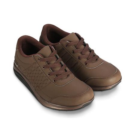 Купить Кроссовки Walkmaxx Men's Style. Цвет: коричневый