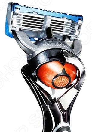 Бритва со сменной кассетой Gillette Fusion ProGlide Power Flexball
