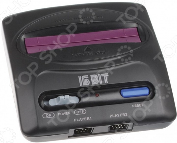 Приставка игровая Sega Magistr Drive 2 Little