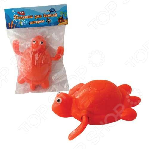 Игрушка для ванны детская Тилибом «Черепаха»