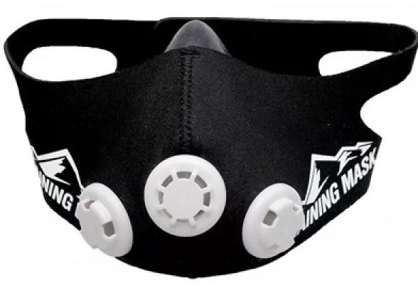 Маска-тренажер дыхания для спортивных нагрузок Elevation Training Mask 2.0