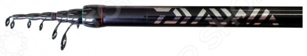 Удилище с кольцами Daiwa Megaforce MFV-60G-AR 1
