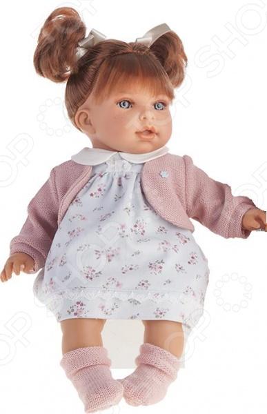 Кукла интерактивная Munecas Antonio Juan «Лорена» кукла интерактивная munecas antonio juan каталина блондинка