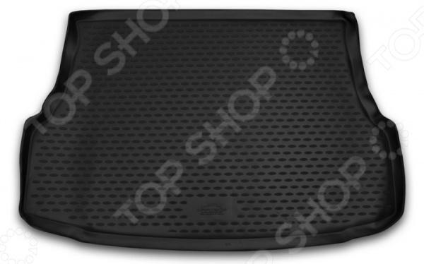 Коврик в багажник Element Geely Emgrand X7, 2013, кроссовер коврик в багажник geely emgrand ec7 rv 2011