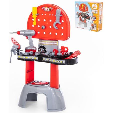 Купить Игровой набор для мальчика POLESIE «Механик-макси»