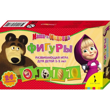 Купить Маша и Медведь. Фигуры