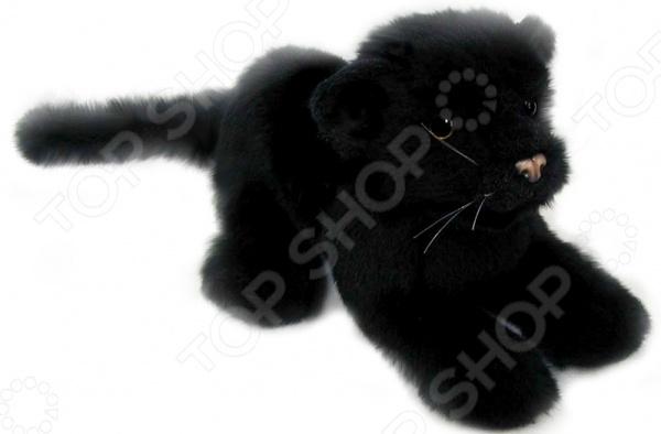 Zakazat.ru: Мягкая игрушка Hansa «Детеныш черной пантеры»
