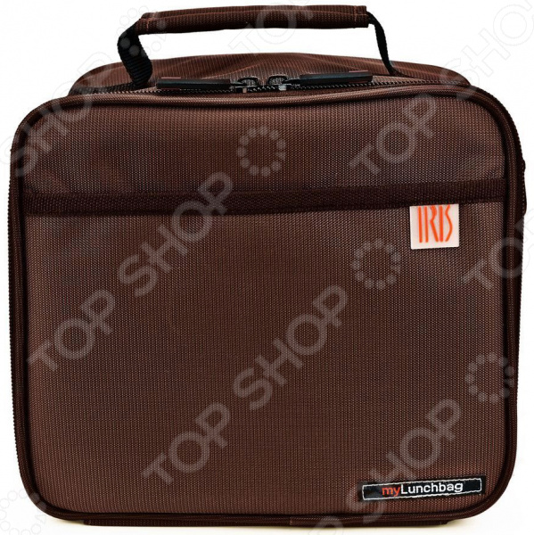 Термоланчбокс IRIS Barcelona Classic Pocket термосумки iris barcelona термоланчбокс cubic с контейнерами