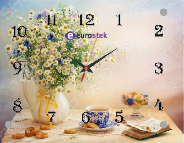 Часы настенные Eurostek 2026-403Э часы настенные eurostek 2026 сн r671