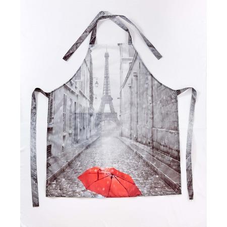 Купить Фартук Сирень «Дождь в Париже»