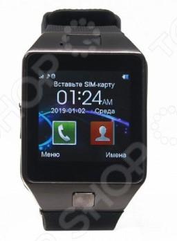 Умные часы «10 в 1» с функциями телефона. Дизайн: Азия 3
