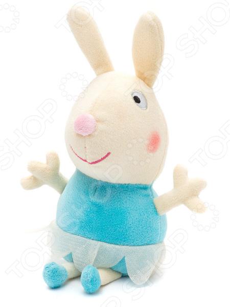 Мягкая игрушка Peppa Pig «Кролик Ребекка балерина»